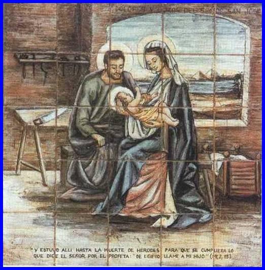 Resultado de imagen para Amor de esposo a la Virgen María